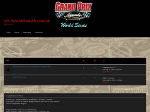 Grand Prix Legends Pan American League