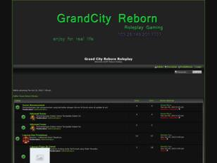 Grand City Reborn Roleplay