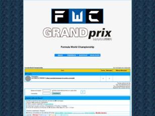 Grand Prix Manager by Formula World