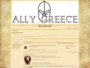 Forum livre: Ally Greece