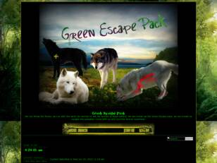 Green Escape Pack