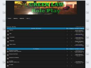 Green Law - Role Play
