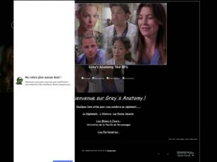 Grey's Anatomy The RPG
