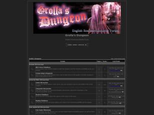 Grolla's Dungeon - English RKS Forum