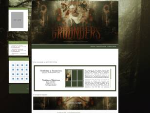 Grounders RPG