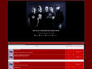 Groupes-rock-metal :Forum de groupes rock-metal