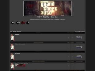 GTA V - Role Play - Xbox One