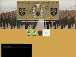Guardias Civiles Auxiliares