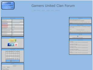 GUC: Gamers United Clan