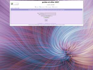 creer un forum : guides et elfes 2007