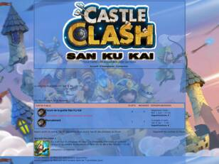 Guilde castle clash android
