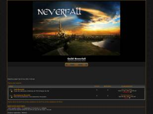 Guild Neverfall Arcádia