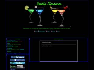 Free forum : Guilty Pleasures Forum