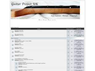 Guitar Project UK