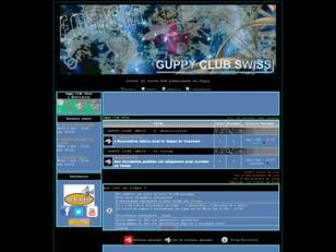 créer un forum : Guppy Club Swiss