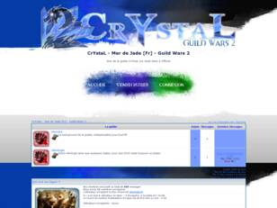 CrYstaL - Guild Wars 2