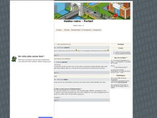 creer un forum : Habbo-retro