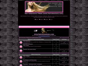 Hair Extensions Forum (www.hairxtensionz.com)