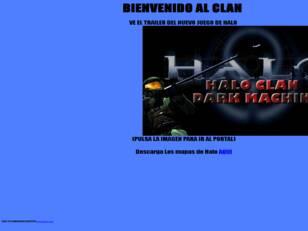 Halo Clan Dark Machine
