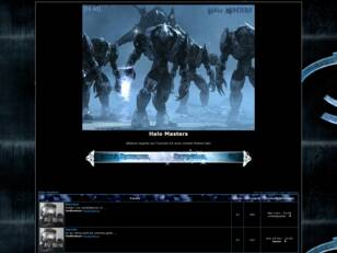 creer un forum : Halo Masters