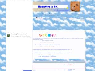 Forum sur les Hamsters & Co.