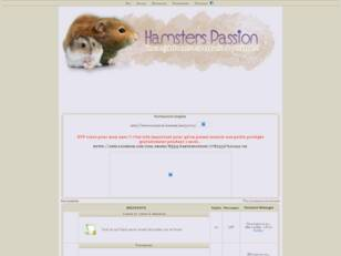 Forum Hamsters Passion