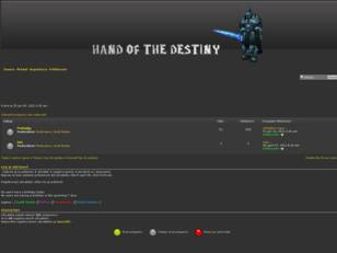 Hand Of The Destiny