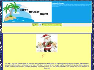 Free forum : Happy Holidays