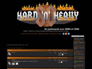 Hard 'N' Heavy 80