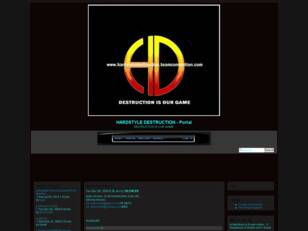 Hardstyle Destruction Dance Forum