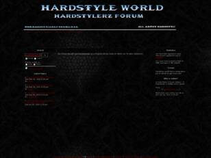 Welcome To Hardstyle World!
