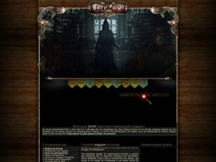 Forum RPG Harry Potter