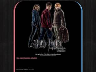 Harry Potter: The Adventure Continues