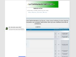 Hattrick.org en direct sur le forum
