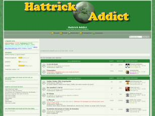 Forum Hattrick Addict