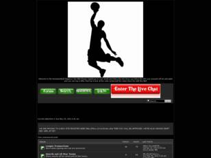 Free forum : Haxbasketballleague