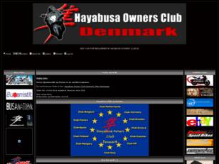 Hayabusa Owners Club Denmark