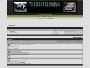 The Hearse Forum