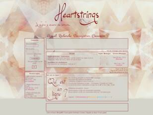 Heartstrings - Forum externe de la tribu