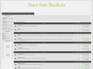 Team Hebi FanSub Forum