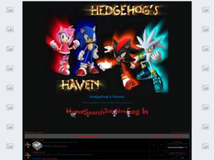 Free forum : Hedgehog's Haven
