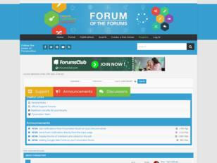 Free Forum: Support Forum of Forumotion Users