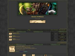 Forum gratis : Heroes of Alliance