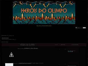 Heróis do Olimpo RPG Online
