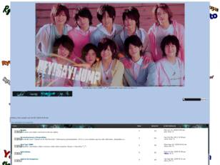Foro gratis : Hey! Say! JUMP