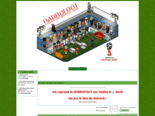Forum officiel du Habbo Foot