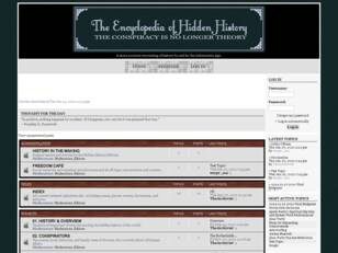 The Encyclopedia of Hidden History