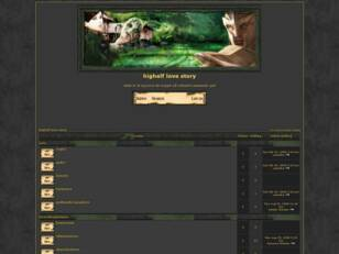 Forum gratuit : highelf love story