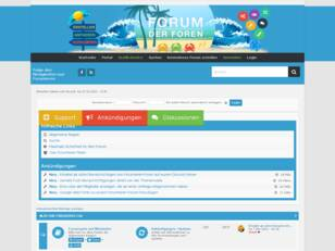 Das Forumieren Support-Forum