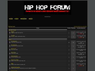 Hip Hop Forum